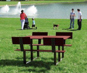 stól piknikowy